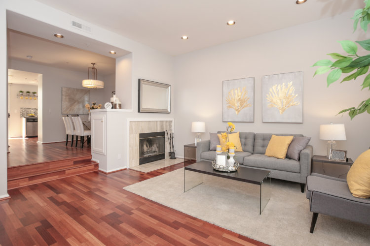 Camille | A Tony Townhouse Facelift